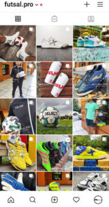 Instagram Futsalpro
