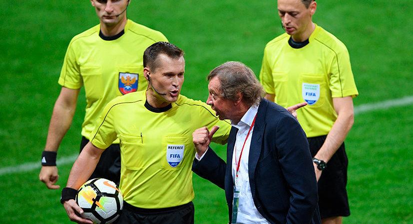 Правила игры в футбол 2019/20. Модификации в Правилах