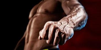 Сила хвата кисти. Как увеличить силу хвата кистей, упражнения.