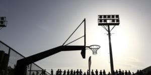 Правила игры в стритбол для школьников